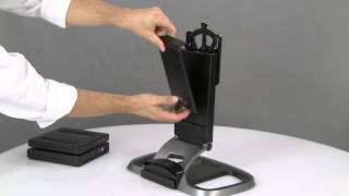mounting hp desktop mini with hp e240c elitedisplay