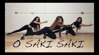 Gambar cover O SAKI SAKI ; Batla house, Nora Fatehi, Neha Kakkar | BollyHOOD | London Dancers