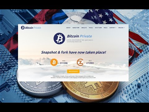 How to mine BITCOIN PRIVATE with GPU!!!