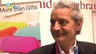 MIDOCEAN BRANDS - Interview salon CTCO Lyon 2013