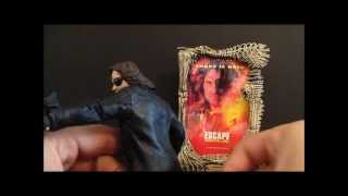 "MCfarlane Movie Maniacs 3 ""Escape From L.A. Snake Plissken"