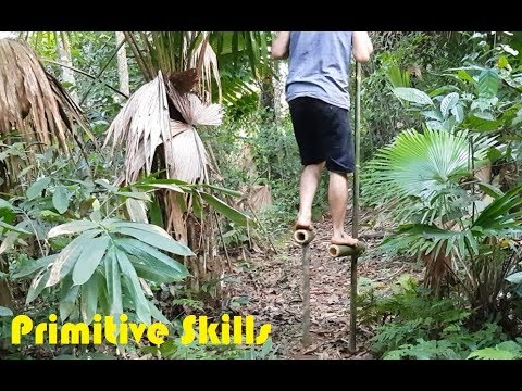Primitive Skills: Stilt Primitive