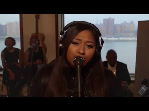 VSessions: Jazmine Sullivan Performs