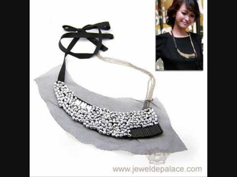 Korean Fashion Accessories & Jewellery 2010 Collection at Jewel de Palace