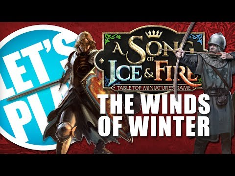 Lets Play: A Song of Ice and Fire   The Winds of Winter