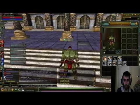 Knight Online Gordion Th4DarkSpawn YOLUN SONU ARTIK YOKUM