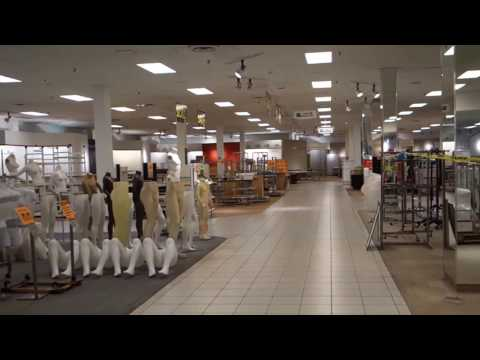 Full Store Tour of The Former Macy's, University Mall, Tampa, FL