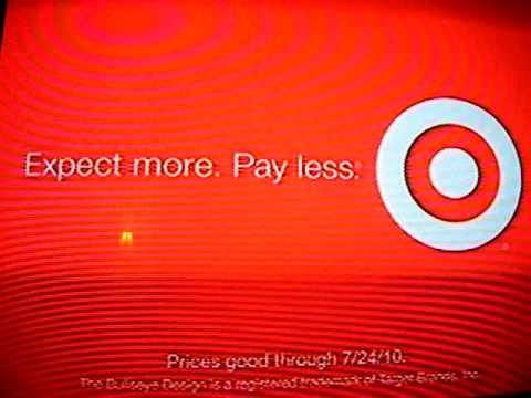 Target Commercial 2010 Tell me the song!