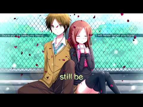 Nightcore - Friends (Justin Bieber & BloodPop) Lyrics