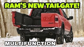 Did RAM just Out Tailgate GMC?  Check it out!