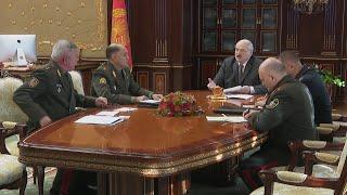 Лукашенко: И посмотрите! Рот закрыли все правозащитники и молчат!