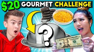 Cooking A $20 Gourmet Meal For 2   At Home Cooking Challenge