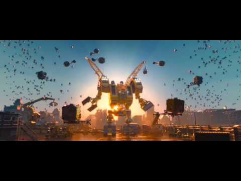 "The LEGO Movie - ""I am a Master Builder!"" Clip"