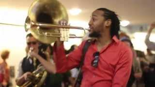 The Mudbug Brass Band - Are You With Me [Official Music Video]