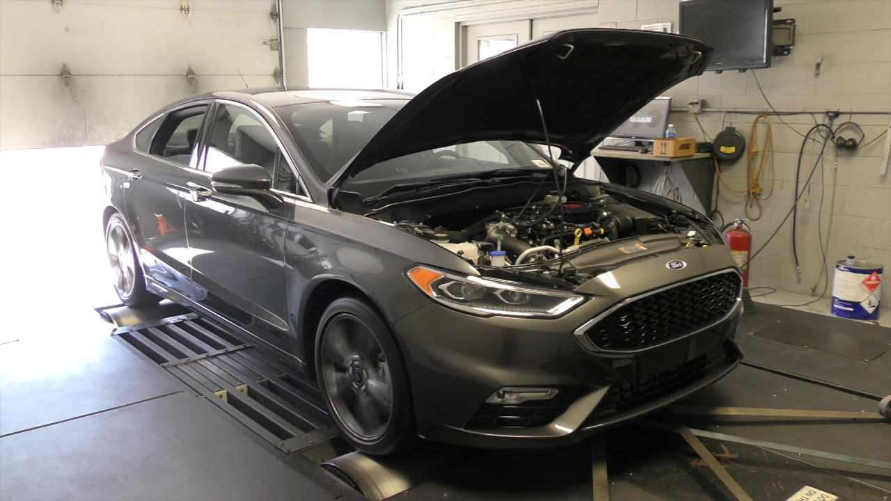 2 7 Ecoboost Fusion Sport Updated Tune Now Available