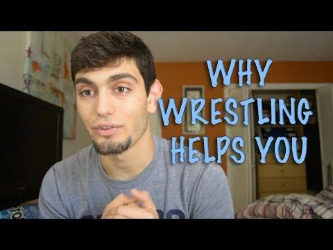7 Reasons To Start Wrestling