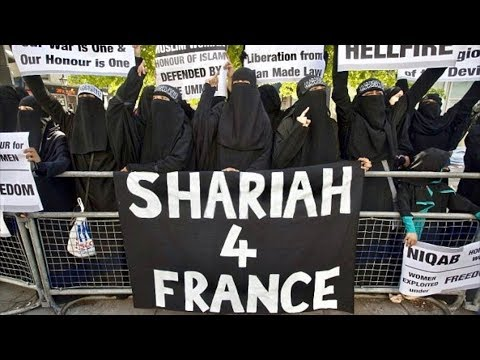 Immigration Destroying Paris France Culture - French Women Being Oppressed