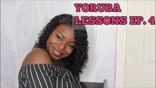 Yoruba Lessons Ep 4: Verbs + Doing Words ||  Let's Learn Yoruba!