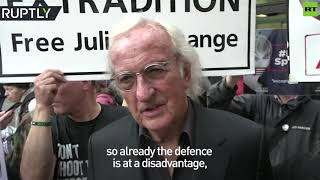 Genuine court of justice or political case? -  John Pilger on Assange extradition
