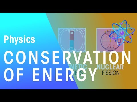 Conservation Of Energy | Energy | Physics | FuseSchool