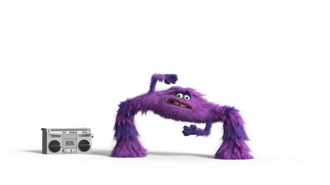 Monsters University  Breakdance  YouTube