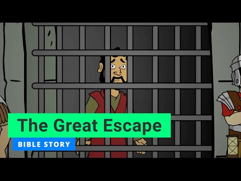 "Primary Year D Quarter 2 Episode 4: ""The Great Escape"""