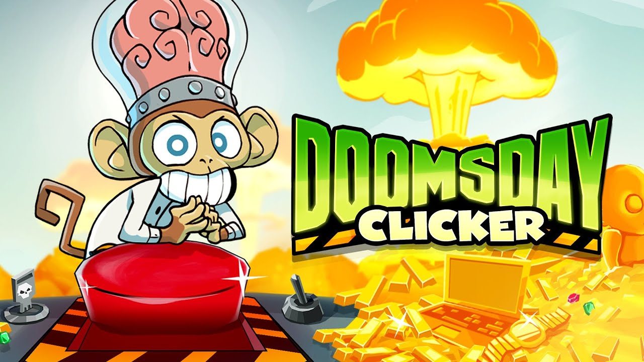 doomsday clicker by pikpok now on the app store and google play