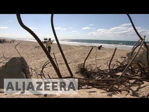Gaza fishermen suffer under Israeli blockade