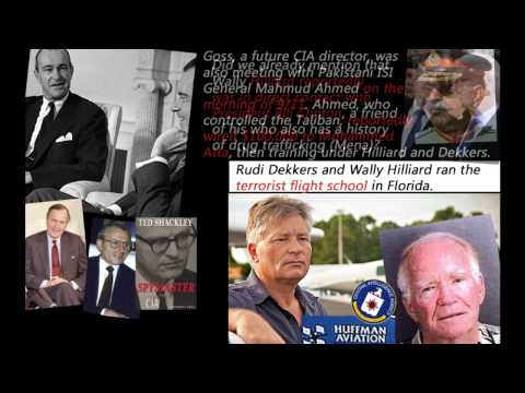 9/11: CIA, Saudi Arabia ran Osama's hijackers? WTC demolition? Names! (no NWO/Illuminati stuff)
