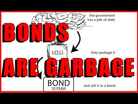Bonds Will be WORTHLESS in the Global Financial COLLAPSE