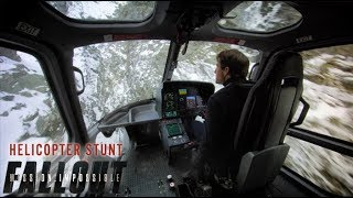 The stunts are real. See Tom Cruise in action behind the scenes of ...