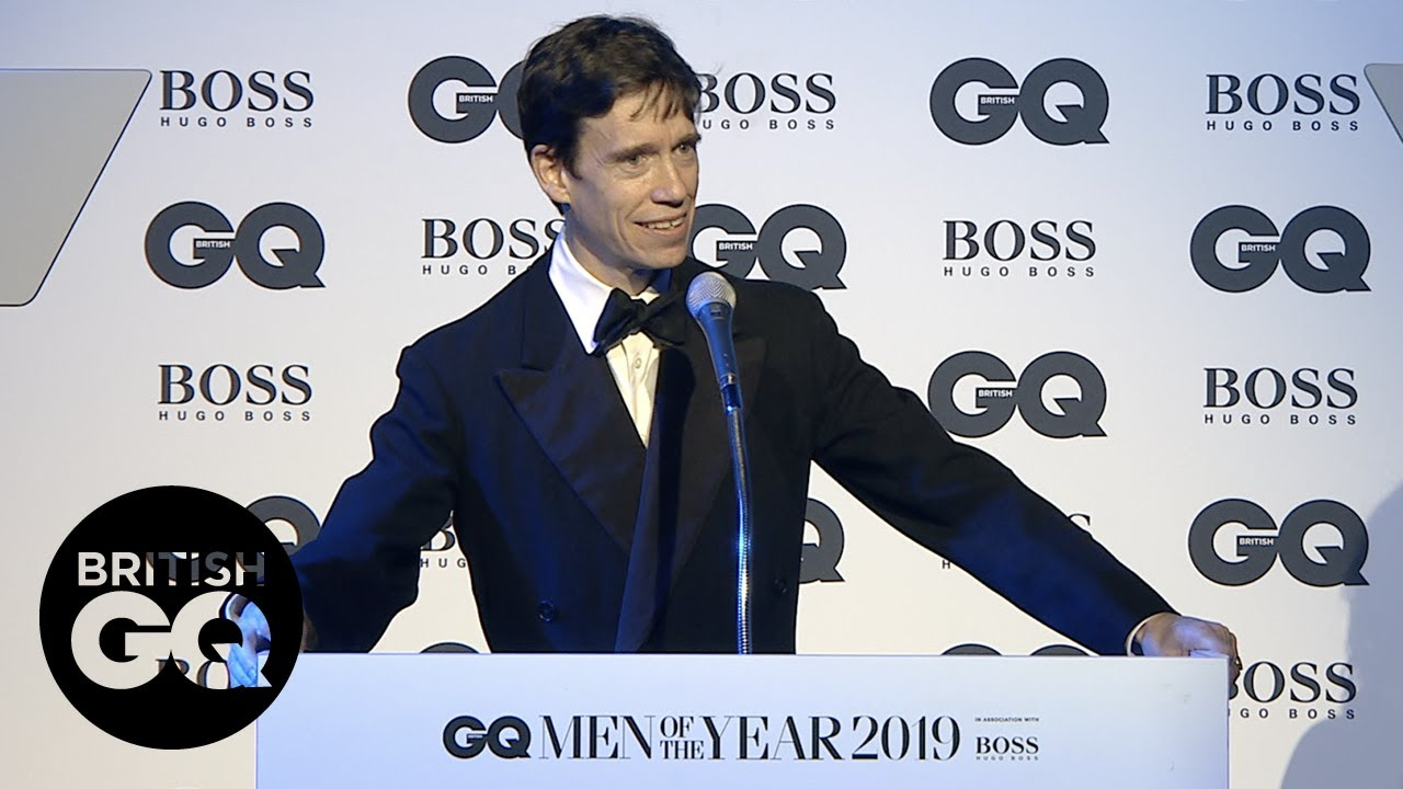 Rory Stewart: 'I rebelled against the government before attending the GQ Awards.' | British GQ