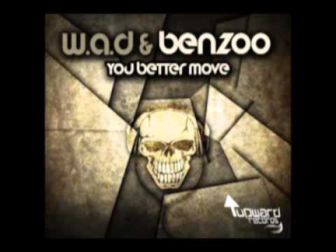 Official - W.A.D & Benzoo -  I Want To Rock