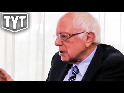 Bernie Reveals Plan To Win In 2020