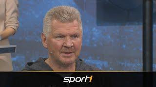 Effenbergs Verdacht: Die Besten wollen sie beim DFB nicht | SPORT1 - CHECK24 Doppelpass