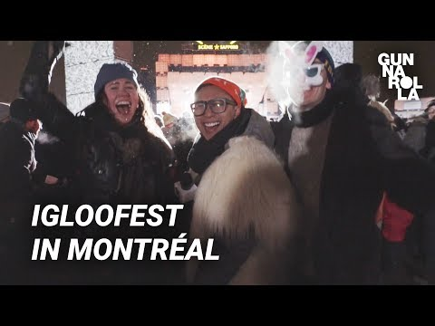 Montréal Travel Guide: Igloofest Music Festival