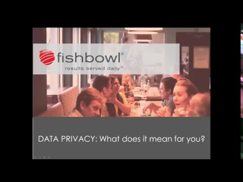 Data Privacy: What Does it Mean for You?