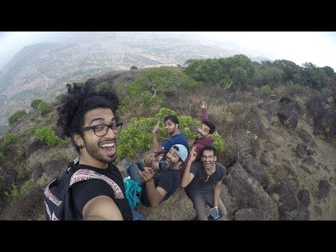 Kalsubai trek - Highest peak of Maharashtra (5400ft) -18th June 2016