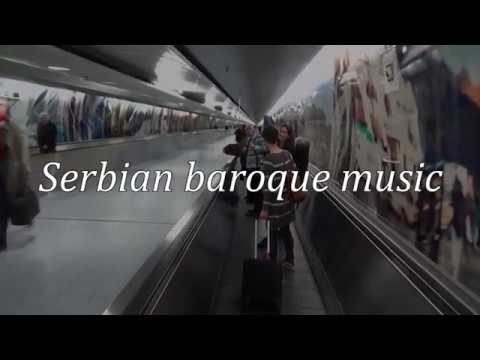 Serbian baroque music - Contemporary music for Belgrade Baroque - PROMO