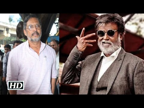 Nana Patekar's shocking reaction on Rajnikanth's stardom