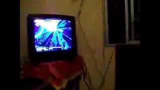 Andrei (eu) jogando DDR. =) Músicas: Baby's Tears - SKY GIRLS openi...