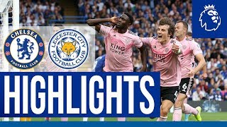 Ndidi Secures Point! | Chelsea 1 Leicester City 1