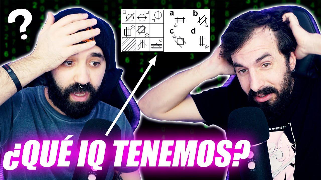 TEST IQ | ¿QUIÉN ES MÁS INTELIGENTE?