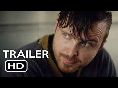 Triple 9 Official Trailer #1 (2016) Aaron Paul, Norman Reedus Crime Movie HD