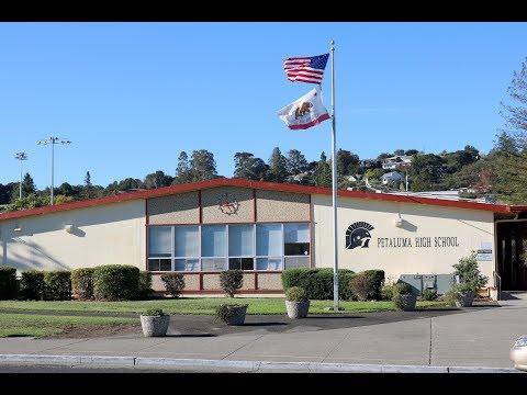 Petaluma High School Tour