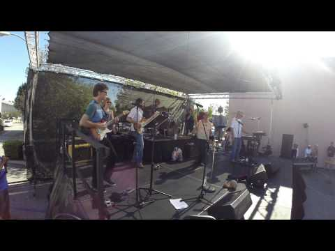 SPTA - Spinning Wheel - South Pasadena Eclectic Music Fest  2015