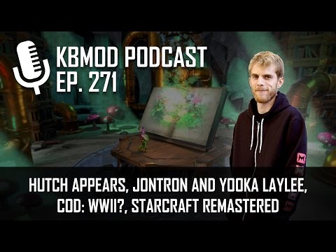 KBMOD Podcast - Episode 271 (Featuring Hutch)