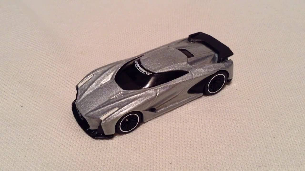 Hot Wheels Nissan Concept 2020 Vision GT (2016 Retro ...