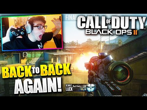 Thumbnail: I HIT THE WINDOW SHOT & TWO MORE BACK TO BACK SHOTS AFTER! - BO2 Trickshotting