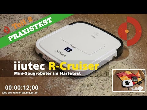 part-2:-iiutec-r-cruiser-robotic-vacuum-cleaner-test
